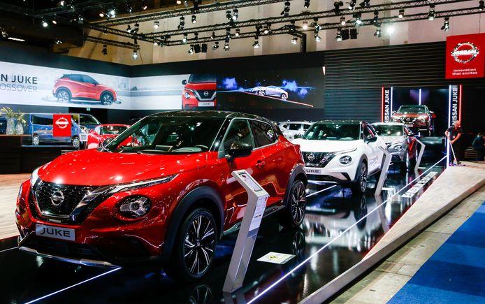 In januari presenteerde Nissan de nieuwe generatie van de Juke op de autoshow in Brussel