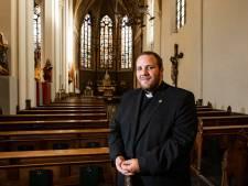 Diaken Gauthier de Bekker wordt nu echt priester