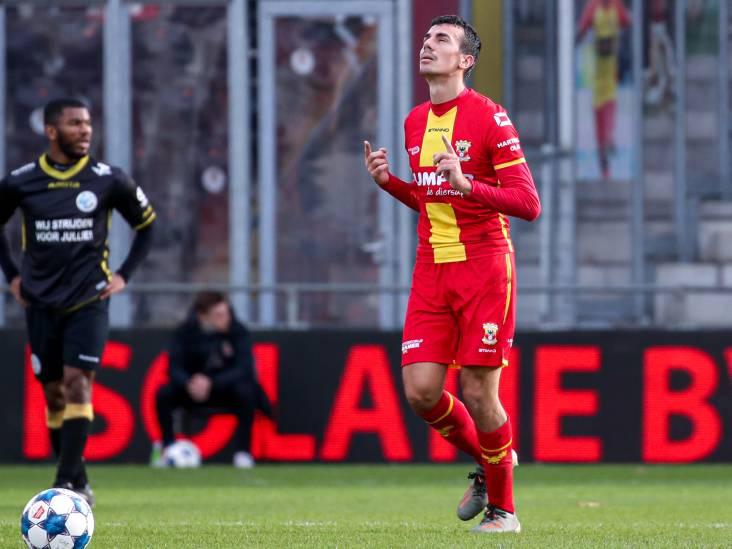 Kansloze nederlaag voor FC Den Bosch in Deventer