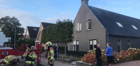 Flinke brand op bovenverdieping van woning in Barneveld