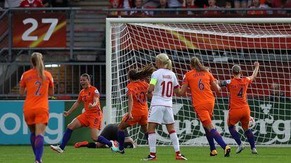 Nederland wacht de Red Flames maandag op als groepsleider na nieuwe zege op het EK