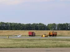 Vliegtuig maakt noodlanding op Lelystad Airport