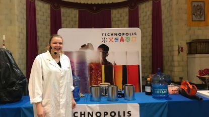 Tongerse scholen nemen deel aan Technopolis on Tour
