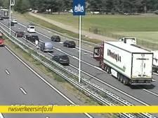 A58 richting Tilburg bij Oirschot weer vrij na ongeluk