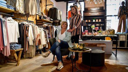 Schoonzussen steken mode- en decoratiewinkel Les Belles Soeurs in nieuw kleedje