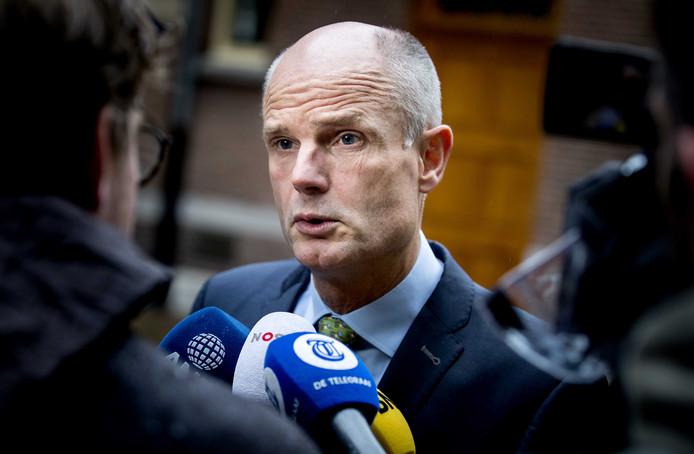 Stef Blok, minister van Buitenlandse Zaken