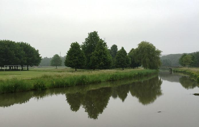 Het park in Zwolle-Zuid. Foto: Sander Lindenburg