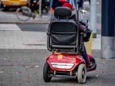 Kan de scootmobiel nog wel de weg op?