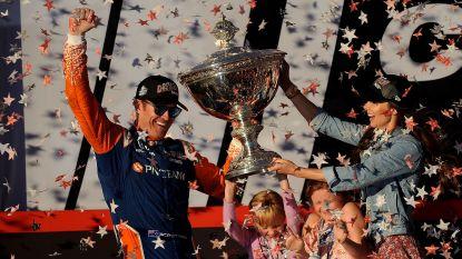 Nieuw-Zeelander Dixon verovert al voor vijfde keer wereldtitel IndyCar en moet alleen A.J. Foyt nog voor zich dulden