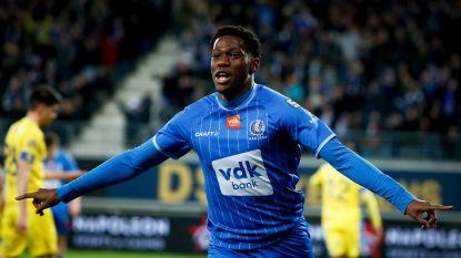 Met dank aan 'hattrick hero' David: AA Gent boekt ruime zege tegen STVV