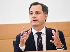 """Alexander De Croo nommé Premier ministre? """"Il faut un équilibre"""""""