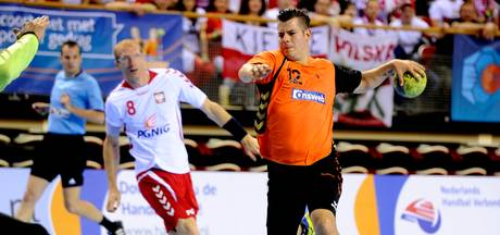 Handballers Leenders, Sluijters, Jerry en Haenen bij voorlopige selectie WK