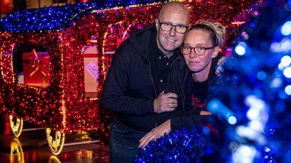 Stationsplein opnieuw place to be tijdens eindejaarsperiode: sfeervol huis van de Kerstman, verlichte kersttrein en kerstballen