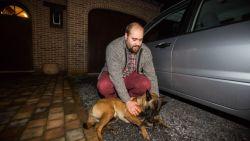 """Afscheid van hond die twaalf kindjes beet: """"Uscko wilde alleen spelen"""""""