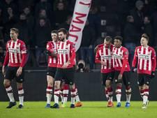 PSV pakt 25e zege  op rij in januari en februari