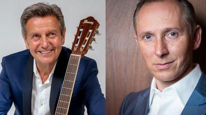 """Willy Sommers en Helmut Lotti in duet: """"Tekst is op het lijf geschreven van Helmut Lotti"""""""