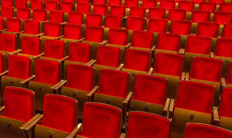 Archiefbeeld theater