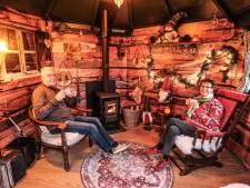 Jan en Wil maakten van hun bouwval een Borrelhuus: 'Vrijdagmiddag begint hier ons weekend'