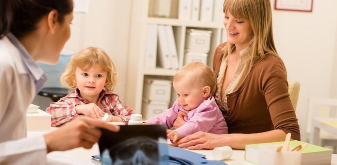 Ouders met jonge kinderen kunnen voortaan terecht in Emmeloord