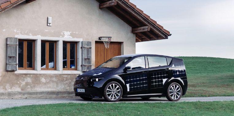 Auto Met Stevige Batterij Houdt Straks Bij Mij Het Licht Aan Trouw