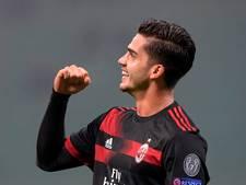 AC Milan overwintert dankzij ruime zege op Austria Wien
