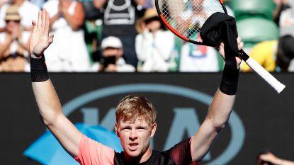 Edmund stuurt Dimitrov wandelen op weg naar halve finale - Djokovic heeft opnieuw last van elleboog