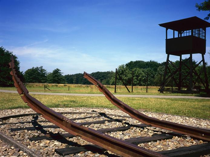 Voormalig concentratiekamp Westerbork