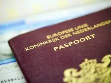 Borne bezorgt paspoort thuis