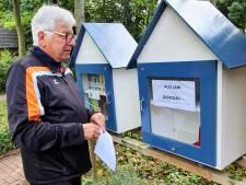 Jam voor Oekraïne gestolen uit kastje in Lage Mierde