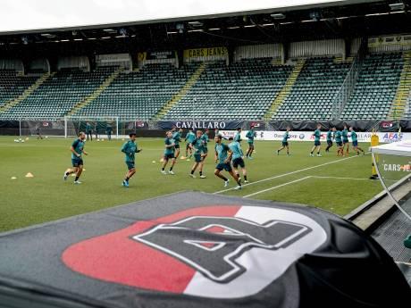 AZ speelt Europa League-wedstrijd tegen FC Antwerp niet in Den Haag uit vrees voor rellen