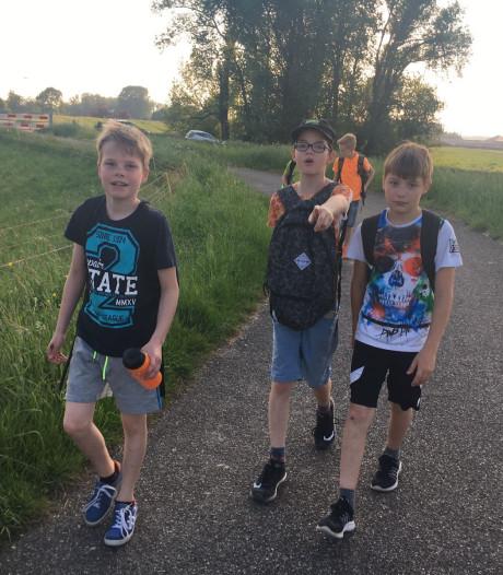 Winssen en Ewijk trappen af met wandelvierdaagse