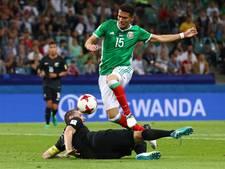 Bondscoach Mexico hoopt op Moreno tegen Rusland