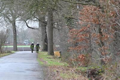 Mogelijk drugsafval gedumpt in buitengebied Breda