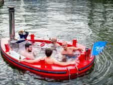Onthaasten in een varende jacuzzi: met de HotTug door de Rotterdamse wateren