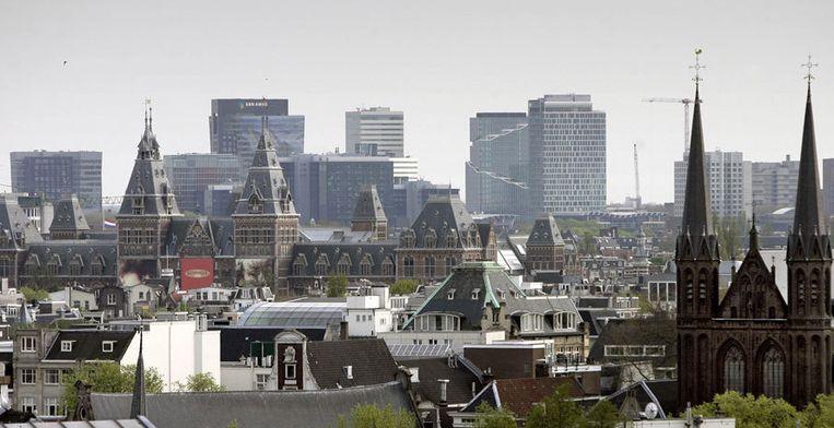 Trimp & van Tartwijk eiste dat Rabo Vastgoedgroep betalingen zou verrichten voor een project aan de Zuidas. Foto GPD Beeld