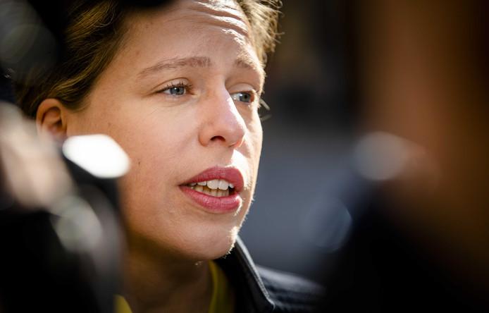 Minister Carola Schouten van Landbouw (ChristenUnie)