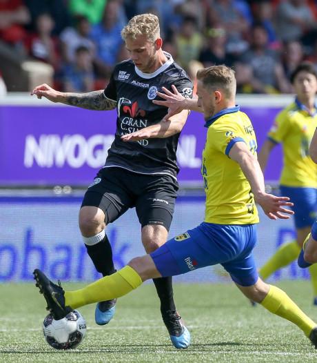 FC Den Bosch doet slechte zaken met nederlaag in Leeuwarden