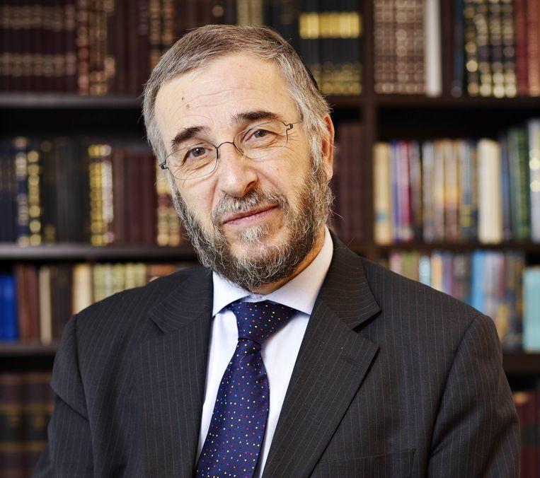 Rabbijn Lody van de Kamp: