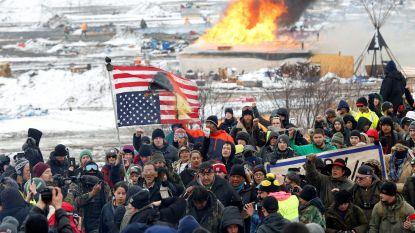 Tegenslag voor Trump: Amerikaanse rechtbank legt controversiële oliepijpleiding stil