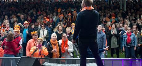 Hazes-hits meeblèren in Groesbeek
