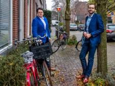 Je fiets dwars op de stoep parkeren of buiten de stalling zetten, dat mag niet meer van de Utrechtse VVD