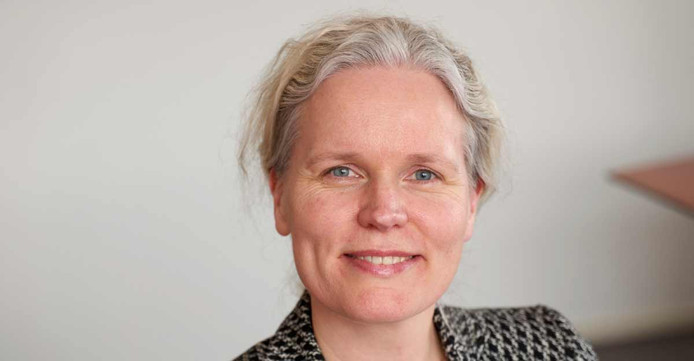 Directeur-bestuurder Liesbeth Brouwer-De Jong