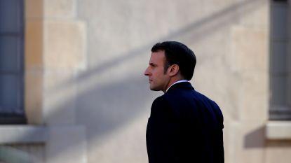 """Macron wil nieuwe samenwerking over kernwapenstrategie: """"EU mag niet toekijken op nieuwe wapenwedloop"""""""
