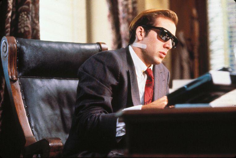 Nicolas Cage in 'Vampire's Kiss'