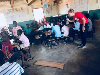 Tim 'The Travelling Teacher' uit Terheijden reist de hele wereld over: 'Ik wilde dit al zo lang'