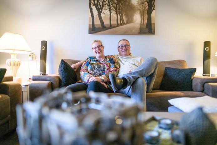 Petra en Jos Scholte.