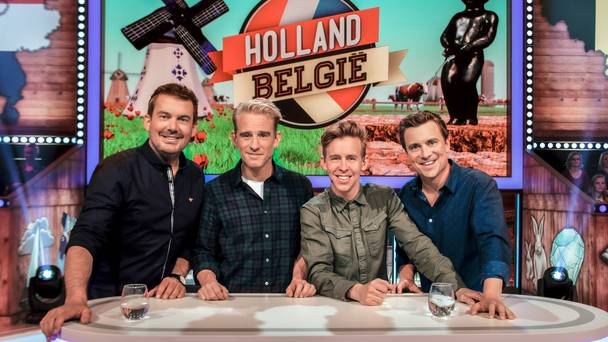 Holland - België