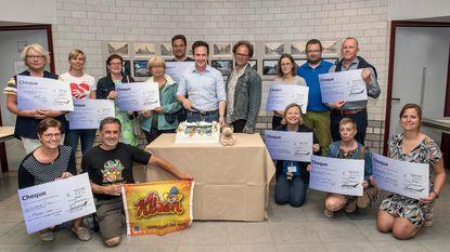 Laatste editie Lakosta for Charity levert 10.000 euro op