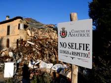 Amatrice ligt een jaar na aardbeving nog altijd in puin