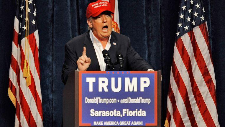 Donald Trump. Beeld AP